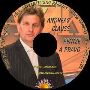 Andreas Clauss: PENÍZE A PRÁVO